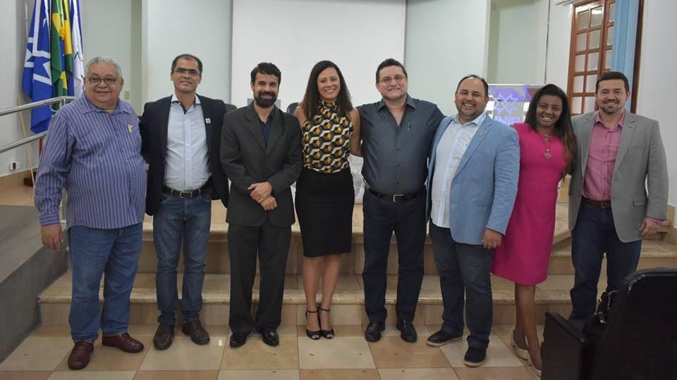 Pró-reitora participa de Encontro em Rondônia