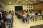 Auditório lotado durante o I Simpósio de Comunicação e Empreendedorismo (Foto: Bárbara Freitas/Divulgação)