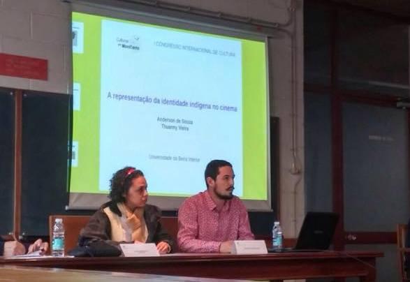 Egressos da UFT apresentam trabalho em Portugal