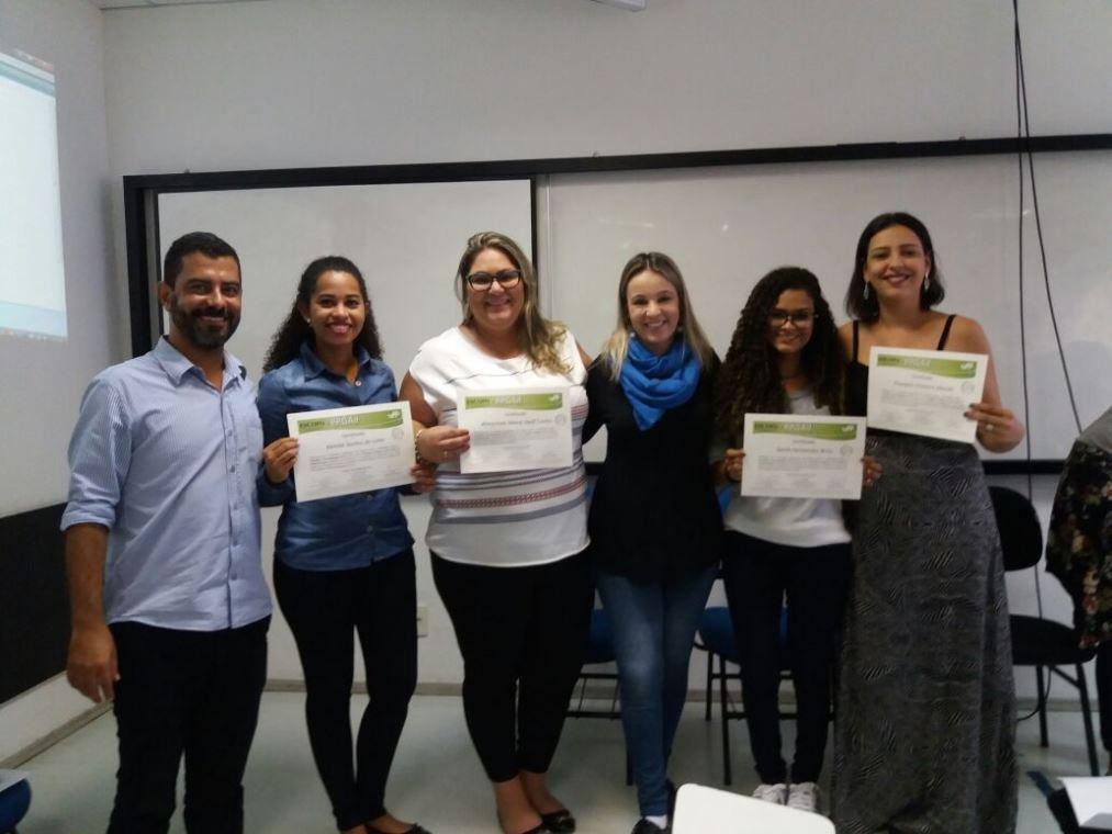 Grupo de Pesquisa participa de intercâmbio intergrupos no Rio de Janeiro