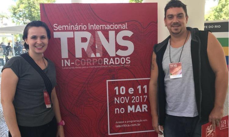 Evento de Pesquisa em Dança tem participação de docente da UFT