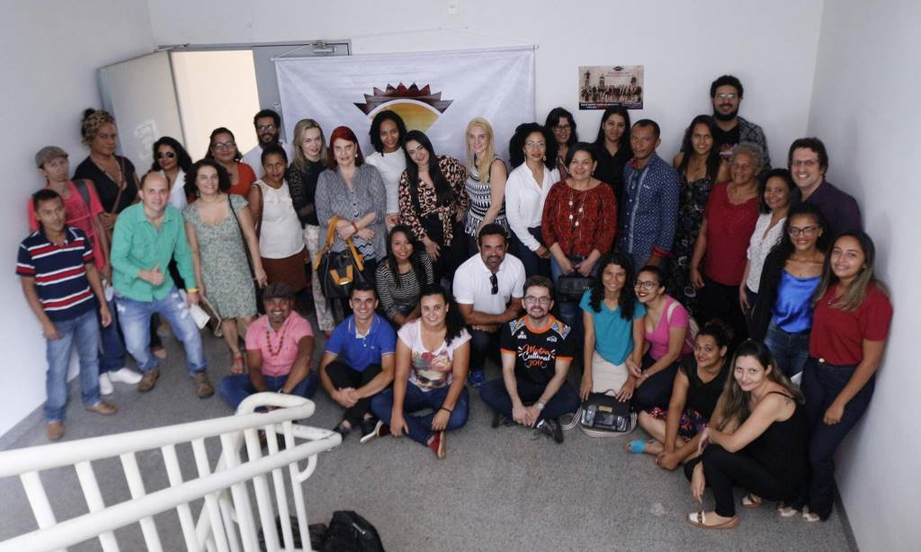 Servidora apresenta trabalho sobre GT de Cultura do Câmpus de Porto Nacional