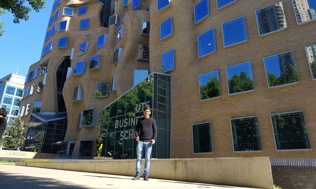 Egresso da UFT conquista bolsa de estudos em Universidade da Austrália