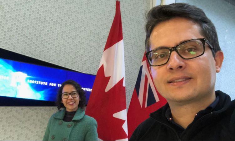 Docentes de Araguaína participam de Workshop no Canadá