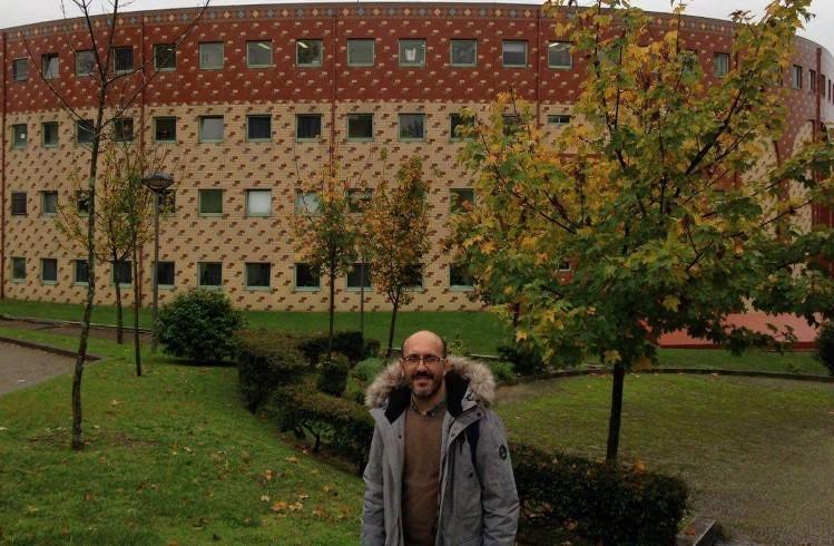Professor participa de evento internacional de jornalismo