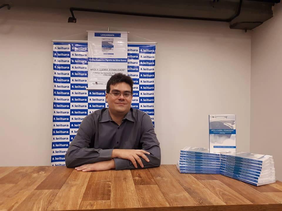 Diretor da UFT lança livro sobre a ONU